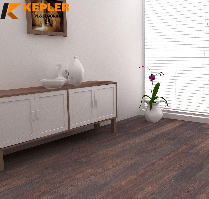Quick Installation Click System Pvc Vinyl Flooring Fresh