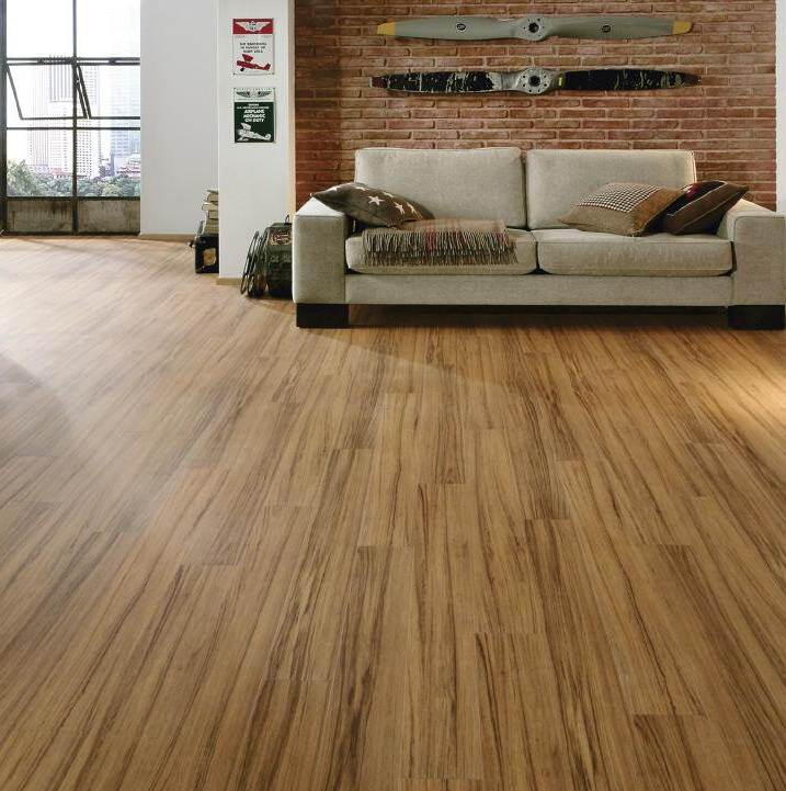 luxury vinyl plank Dry Back