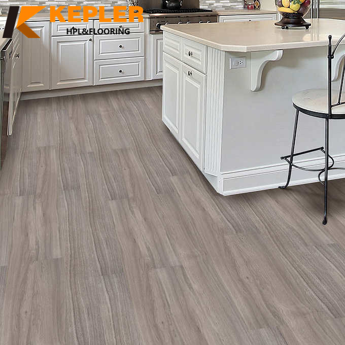 grey wooden flooring