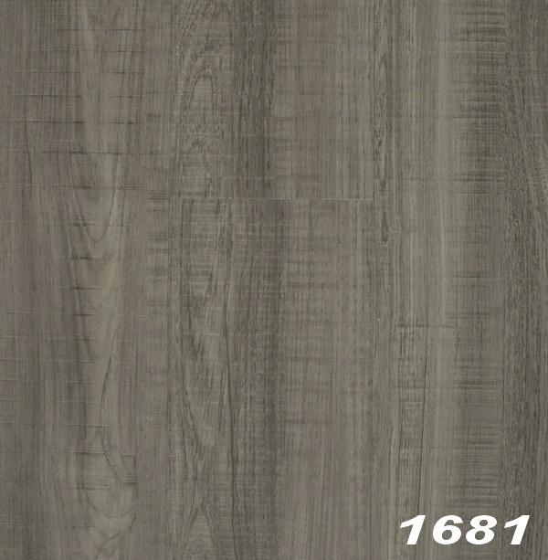 1681 3mm dry back /glue down vinyl flooring