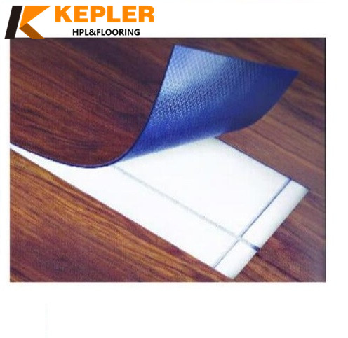 Loose Lay with Fiber Glass