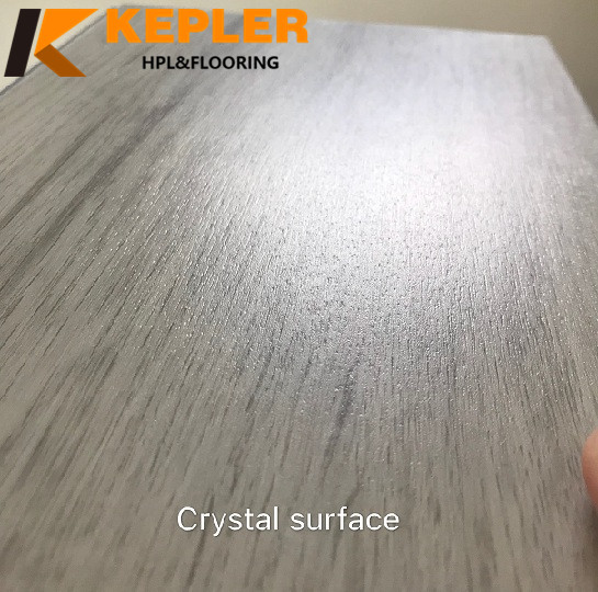 Crystal Wood Composite Flooring