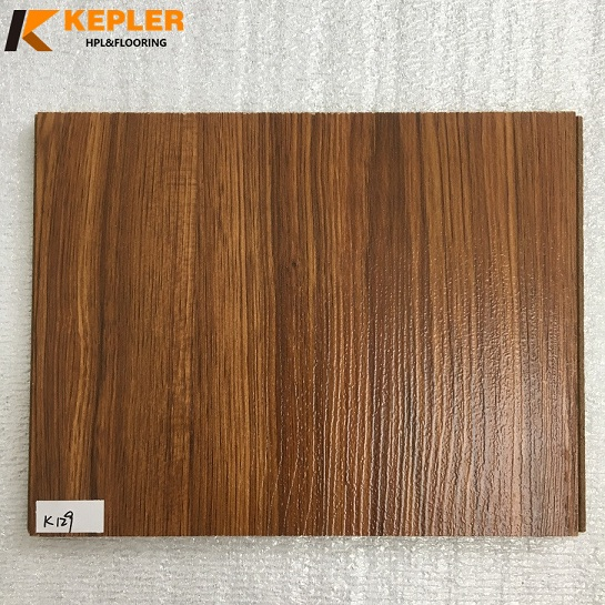 8mm small embossed laminate flooring K129