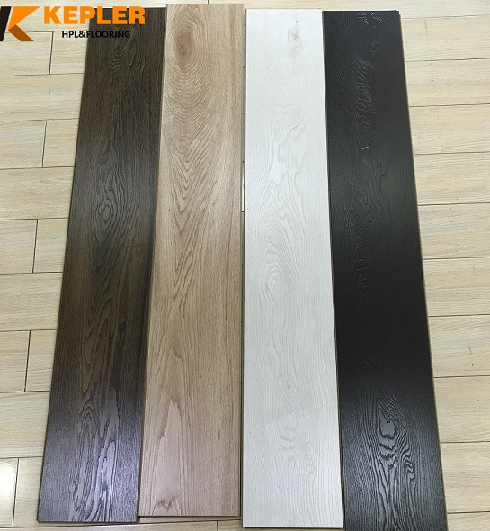 Synchronous Surface Laminate Flooring U-pressed