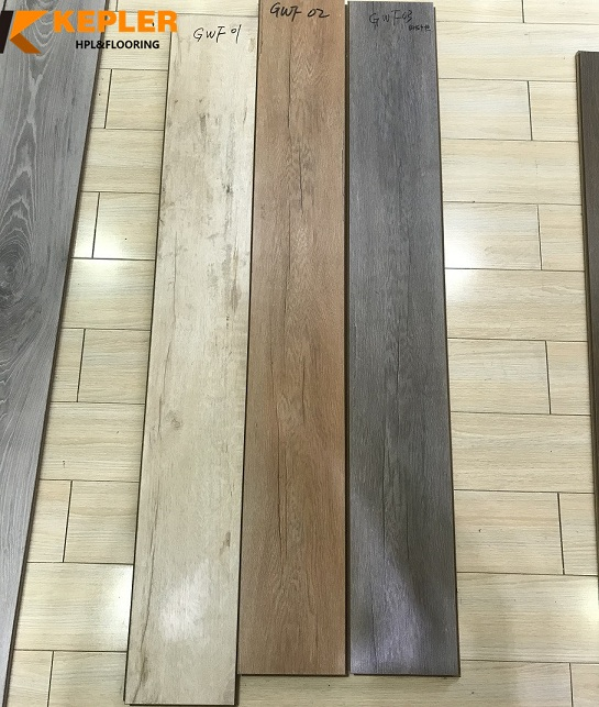 12mm New Product Synchronous Surface Laminate Flooring U-pressed