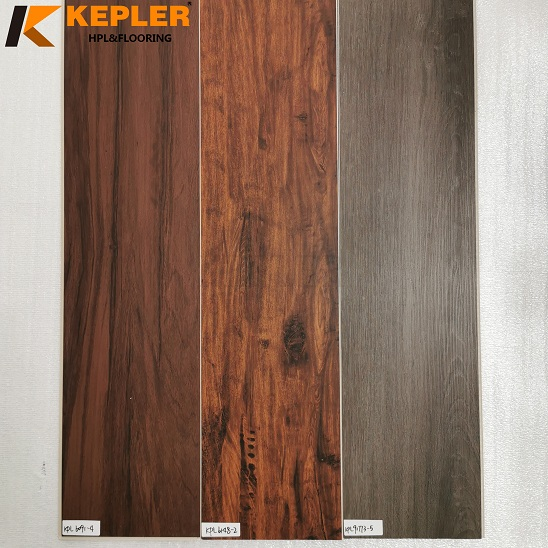 Kepler Valinge Click Embossed Surface Rigid Core Flooring Waterproof 4mm with 0.5mm Good Quality