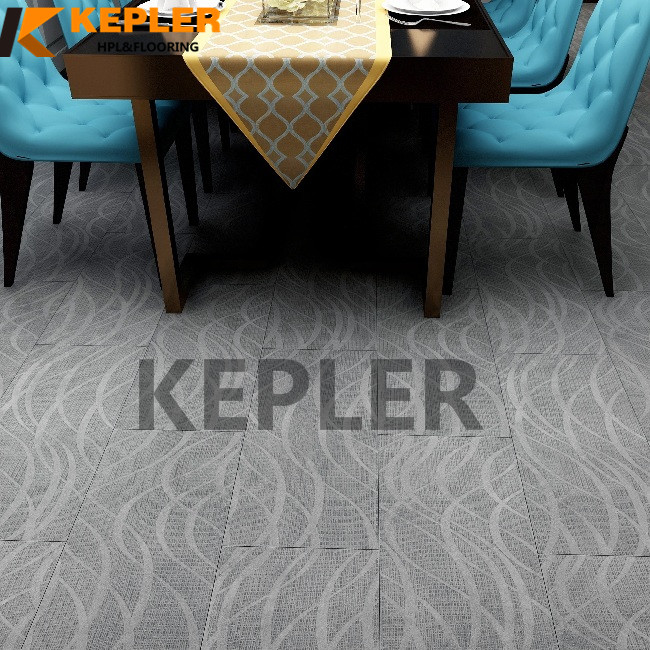 Kepler SPC Rigid Core Flooring Waterproof KPL9801
