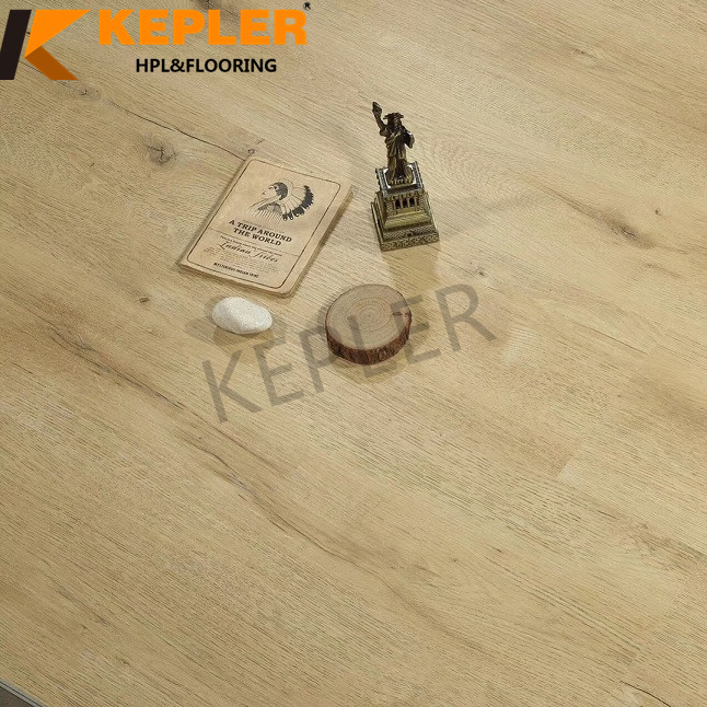 Kepler 5mm SPC Flooring with Unilin Click Light Color Hot in Thailand